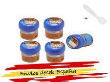 1x Estaño en Pasta Smd Solder paste Sn63/Pb37 (25-45um) 42 gr.