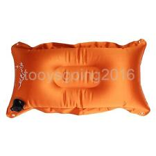 Portable Waterproof Air Pillow Inflatable Head Rest Cushion Camping Travel