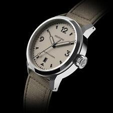 Gruppo Gamma Venturo orologio watch Singapore Microbrand Field Limited Cream