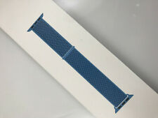Original Apple Watch Series 5 4 3 2 1 Sport loop Band 42mm 44mm Cape Cod Blue