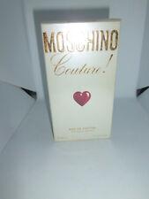 Moschino Couture 100ml 3.4oz EDP Spray RARE Perfume Discontinued
