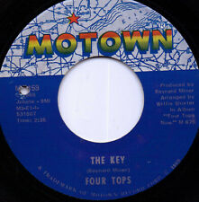 "Four Tops  "" The Key "" 7"" single"