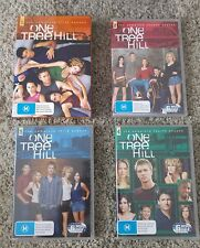 One Tree Hill : Season 1, 2, 3, 4 (DVD, 2006, 6-Disc Set) Excellent Condition