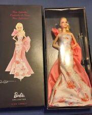 Caucasian Rose Splendor 2010 Barbie Doll
