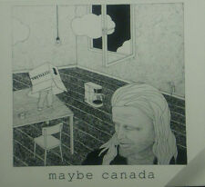 CD MAYBE CANADA - ruined hearts
