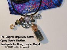 Anti Negativity Banishing Charm Spell Necklace Talisman Amulet Pagan Wiccan