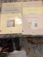 Lot of 6 Children's Books in Spanish Only