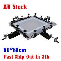 60*60cm High Precise Manual Screen Stretcher Screen Printing Stretching Machine