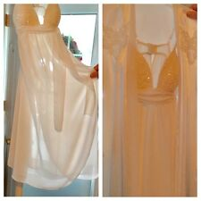 WOW- AMAZING!! Bridal nightgown & robe Vintage- RARE- accept reasonable offers a