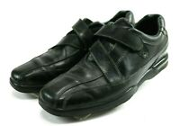 Rockport DMX $100 Men's Sneakers Shoes Size 9.5 Leather Black