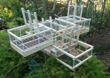 Hunting Birds Cage ||Cage with 2 traps more two individual Traps || Catch Birds