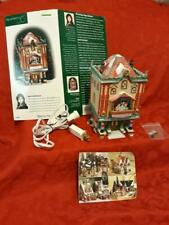 Marie's Doll Museum Dept 56 North Pole Series Heritage Village Collection