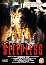 Dario Argento's Sleepless Very RARE DVD 2000 NEW/UNSEALED UK IMPORT R2