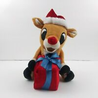Gemmy Rudolph The Red Nosed Reindeer Animated Plush