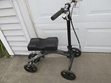 DRIVE Medical Steerable Knee Walker / Knee Scooter Model 790 Brakes Used Little