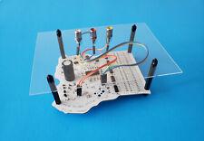 Complete artistic R-2R (R2R) Ladder Multibit discrete DAC NOS/non-filtering rare