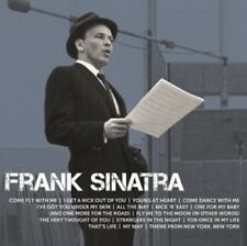FRANK SINATRA - ICON  CD  15 TRACKS  JAZZ  NEUF