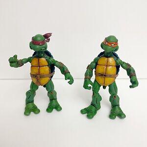 Teenage Mutant Ninja Turtles TMNT Mirage Studios NECA Michael Angelo Raphael