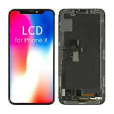 For iPhone X 10 LCD Display Screen Touch Digitizer Assembly Replacement Black UK