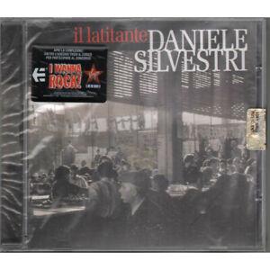 Daniele Silvestri CD Il Latitante / Epic PANAMA 88697061462 Sigillato