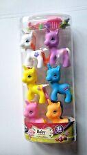Dream Kingdom Unicorns Pre School Young Children Toys 6 Pack Baby Age 3 +