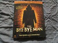 """BLU-RAY """"THE BYE BYE MAN"""" film d'horreur de Stacy TITLE"""
