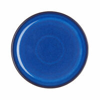 DENBY Imperial Blue Medium Coupe Plate