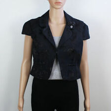 River Island Cropped Cotton Button Coats & Jackets for Women