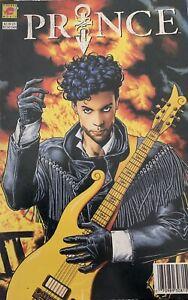 Rare Prince Comic Book 1991 Piranha Music/DC Comics Slightly Used Condition VFNM