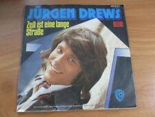 70er Jahre - Jürgen Drews - Zeit ist eine lange Straße