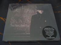 Slip Album: Gary Numan : Splinter : CD Sealed