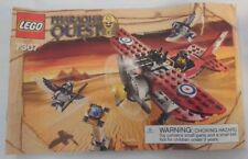 2011 LEGO Flying Mummy Attack (7307) INSTRUCTION MANUAL ONLY