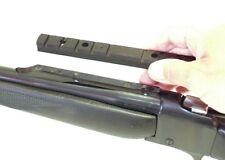 Ruger No. 1 Weaver Style Slip Over Scope Base - Black