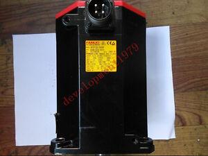 1PC Used FANUC Motor A06B-0247-B101 4KW Testd