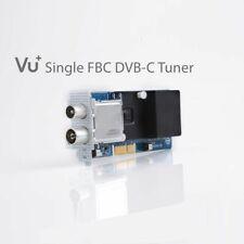 VU+ DVB-C Kabel DUAL FBC Tuner 8 Demodulatoren für Uno 4K, Ultimo 4K, Uno 4K SE