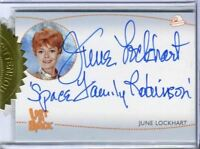 Lost in Space Archives Series 2 June Lockhart as Maureen Autograph Card AI5 #2