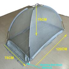 Emf/Rf Shielding Folding Mosquito Net Tent 100% Silver Coated Nylon Mesh Canopy