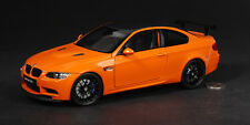 KYOSHO BMW M3 GTS Fire Orange Color 1/18 Diecast Model