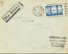 Cover Algerian Stamps