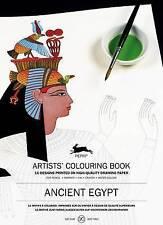 Ancient Egypt: Artists' Colouring Book, Pepin van Roojen, New Book