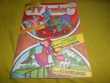 TV JUNIOR  ANNO 2  NUMERO   43  1980 ANNA DAI CAPELLI ROSSI ASTRO ROBOT  INSERTO