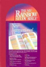 The Rainbow Study Bible New International Version/Imitation Leather Indexed, , A