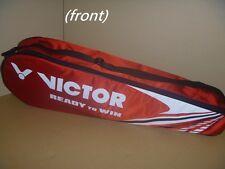VICTOR badminton racket bag (plain big size racket cover) RED
