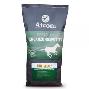 Atcom Huf-Vital 25kg Sack Huf Hufe Pferdehufe Hufvital Pferd (8,84€/1kg)