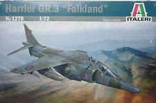 "Italeri 1/72  Harrier GR.3 "" Falkland""  1278"