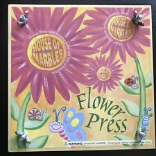 """Flower Press 8by8"""" Made by House of Marbles Uk"""