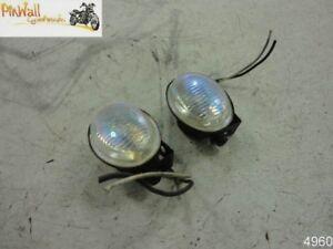 07 Harley Davidson Sportster FOG LIGHTS