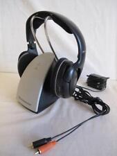 Sennheiser HDR120 Wireless Headphones & Transmitter TR120 Charging Dock