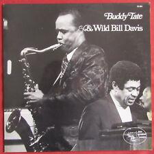 BUDDY TATE & WILD BILL DAVIS  LP ORIG FR