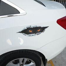 1x Car SUV Auto Rear Trunk Window Vinyl Sticker Decal 3D Monster Leopard Peeking